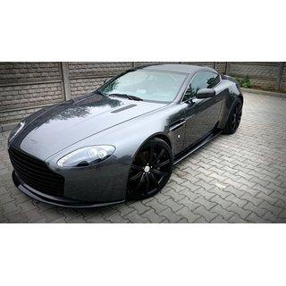 Maxton Front Diffusor Aston Martin V8 Vantage Carbon Fibre Look 524