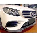 MERCEDES Benz W213 E63AMG Frontlippe B-Style, Carbon