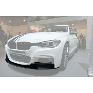 BMW F30 M-Paket Performance Spoilerlippe, ABS