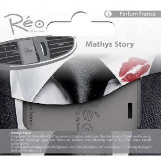 SCENTWAY REO MATHYS STORY