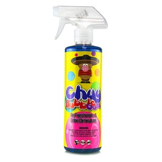 Chemical Guys Chuy Bubble Gum Scent, Air Freshener & Odor Eliminator