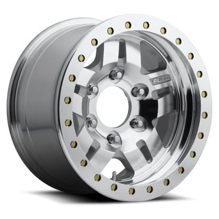 FUEL 17x9 Anza BL - Off Road Only 8x170 C  4.50 -14 125.1