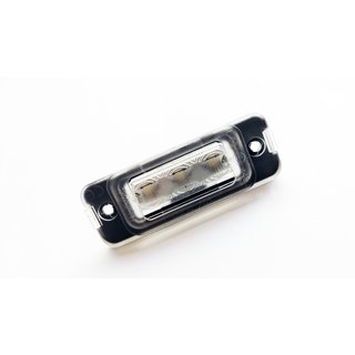 LED Kennzeichenbeleuchtung MERCEDES Benz W164 X164 W251 mit original C5W Soffitte - High Power LED