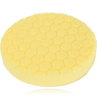 Smartwax Hex Logic 6.5 Inch (16 cm) Heavy Cutting, gelb