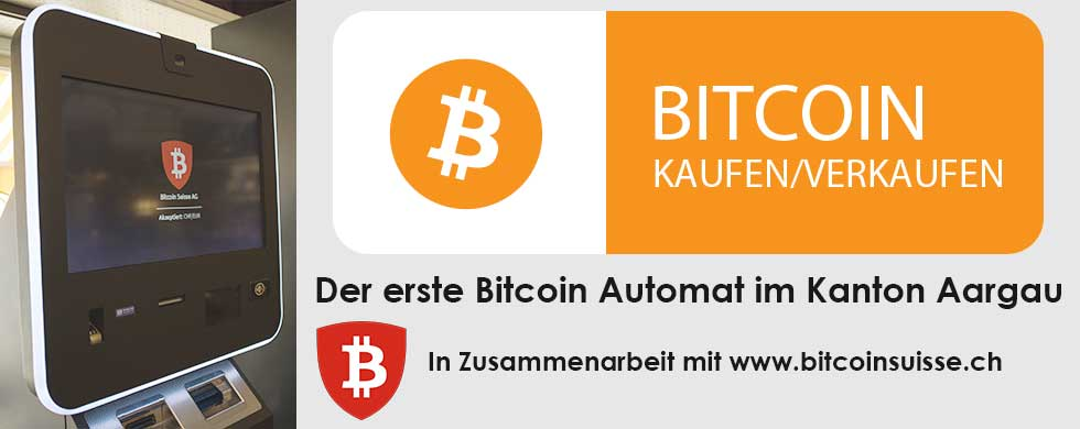 Ab sofort Bitcoin Automat. kaufen/verkaufen