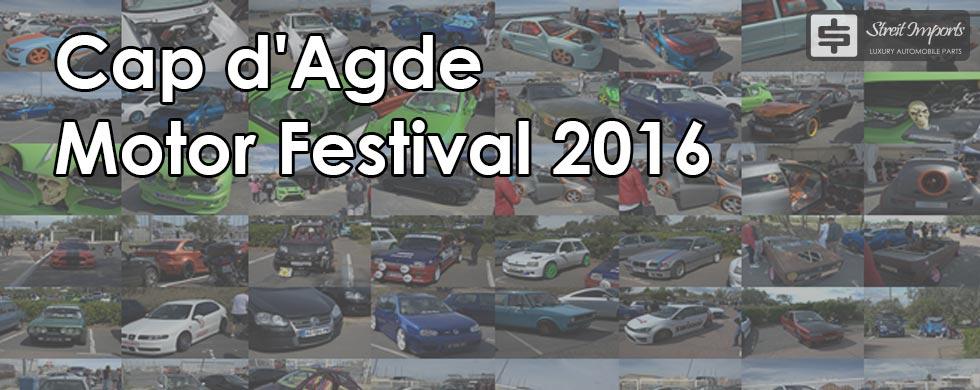 Cap d'Agde Motor Festival 2016